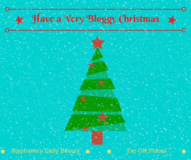 Have a Very Bloggy Christmas